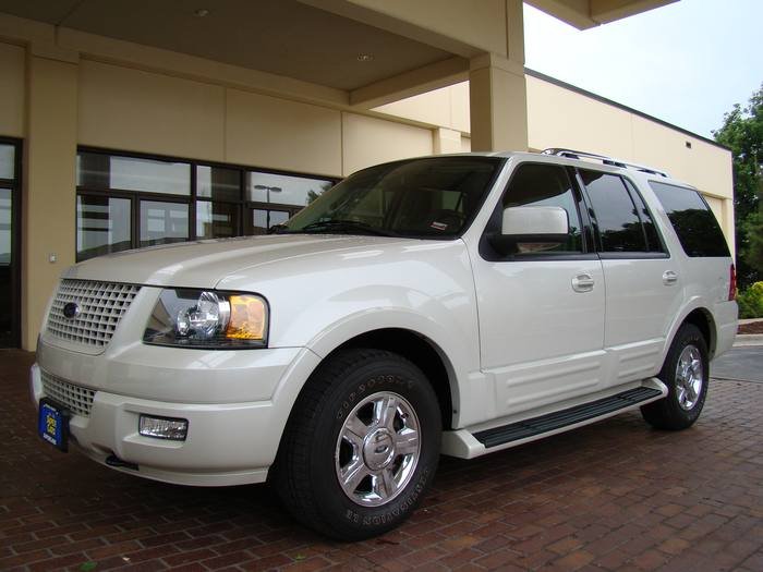 2006 Ford Expedition LIMITED 4X4 NAV DVD