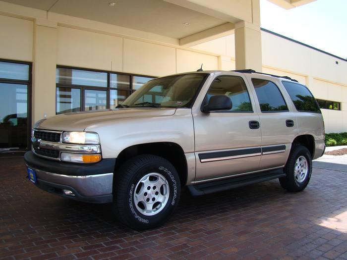 2005 Chevrolet Tahoe LT 4X4