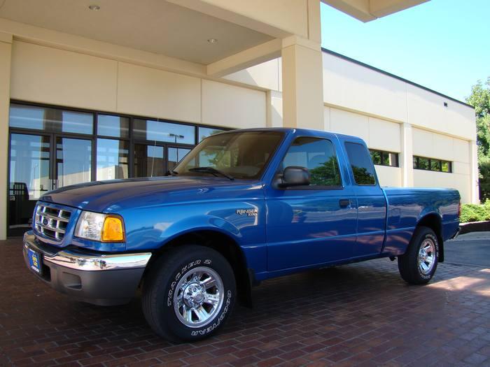 2002 Ford Ranger XLT EXT CAB