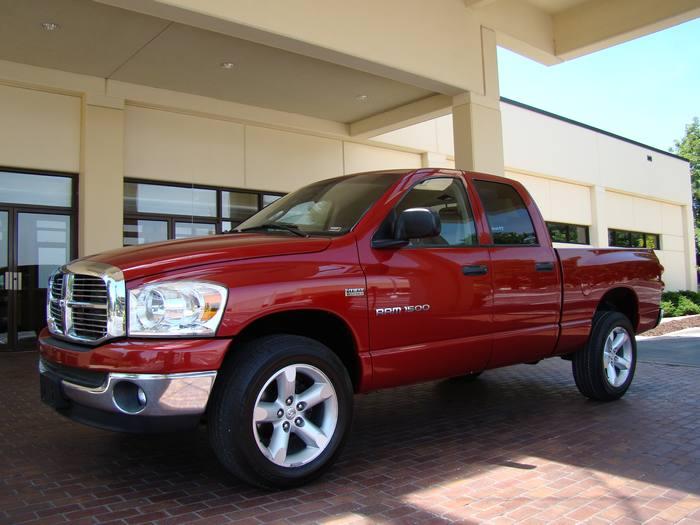 2007 Dodge Ram 1500 SLT QUAD CAB ~ BIG HORN ~ 4X4 ~ FINANCING