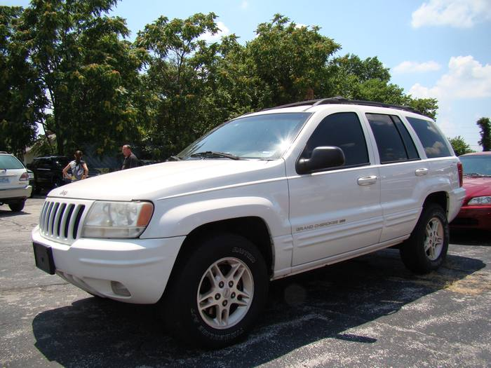 1999 Jeep Grand Cherokee LIMITED AWD V8