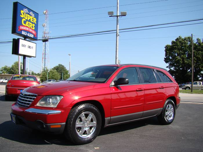 2004 Chrysler Pacifica AWD ~ SUNROOF ~ NAV ~ 3RD ROW