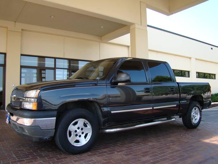2005 Chevrolet Silverado 1500 LS 4X4