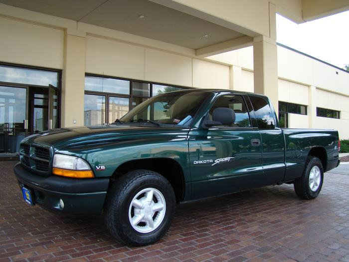 2000 Dodge Dakota EXT CAB // 1 OWNER // FINANCING