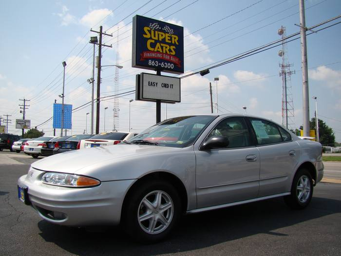 2004 Oldsmobile Alero // LOW MILES //  FINANCING