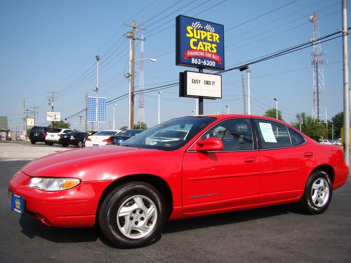 1999 Pontiac Grand Prix ~ LOW MILES!!