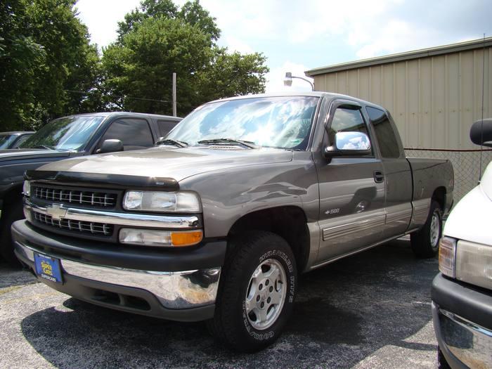 1999 Chevrolet Silverado 1500 LS 4X4