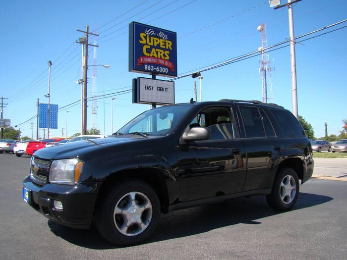 2009 Chevrolet TrailBlazer LS 4X4