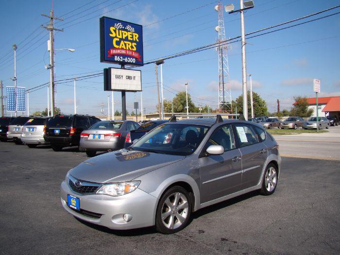 2009 Subaru Impreza Wagon Outback Sport