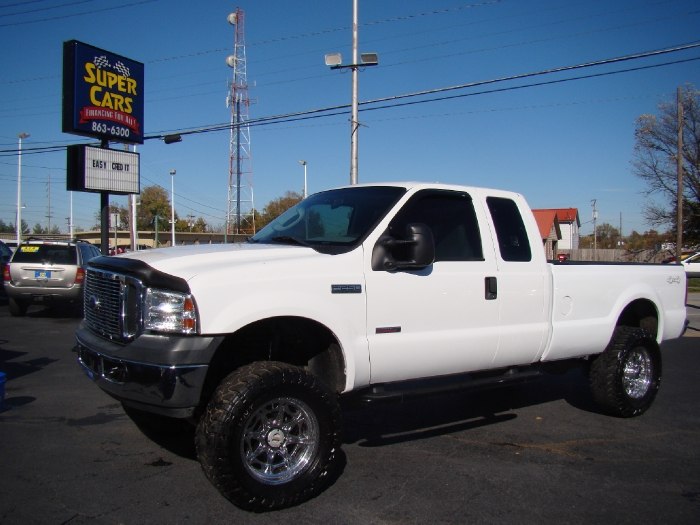 2007 Ford F250 F-250 4 DOOR ~ 4X4 ~ FINANCING ~ DIESEL!!