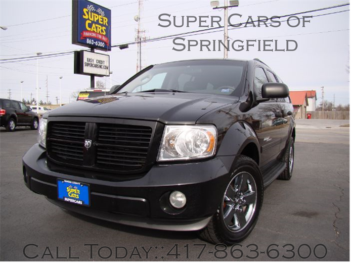 2007 Dodge Durango KNIGHT RUNNER