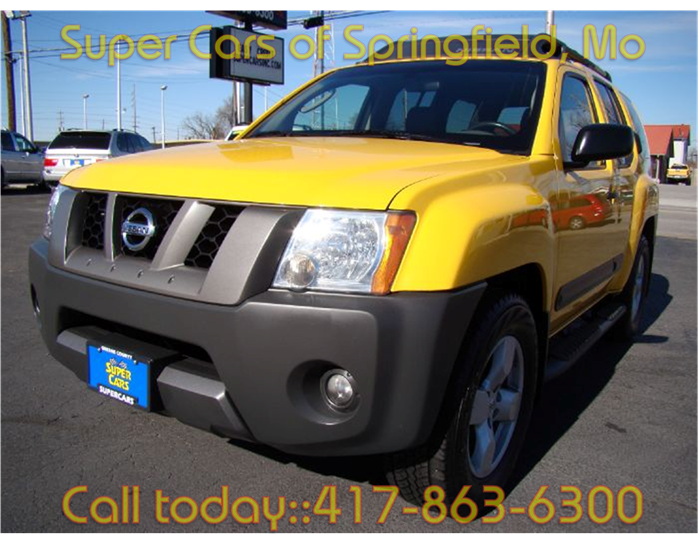 2005 Nissan Xterra S/Off Road/SE