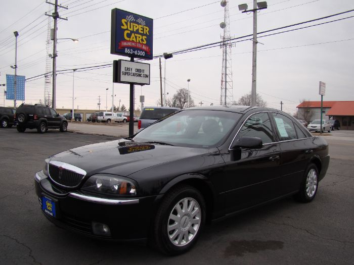 2005 Lincoln LS / LOADED / / / EASY CREDIT!!