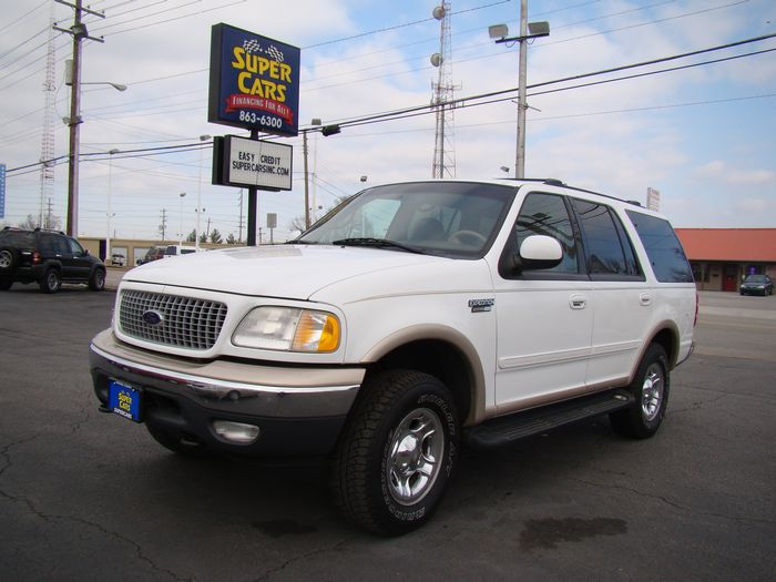 1999 Ford Expedition XLT/Eddie Bauer