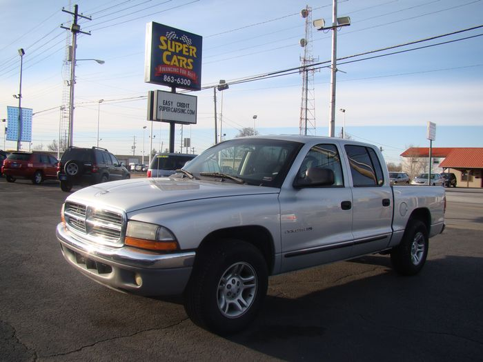 2001 Dodge Dakota Sport/SLT
