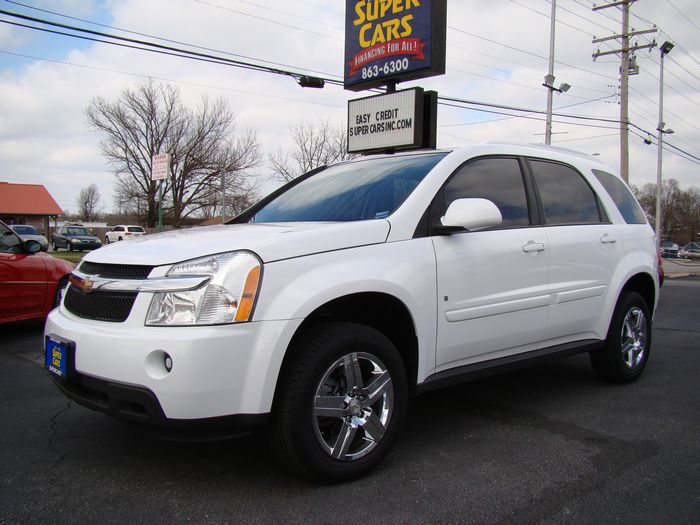 2008 Chevrolet EQUINOX LT LT LEATHER LOADED