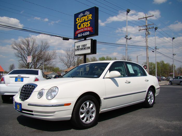2006 Kia Amanti LUXURY