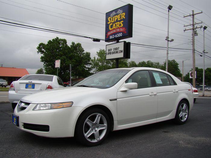 2004 Acura TL SPORT PKG