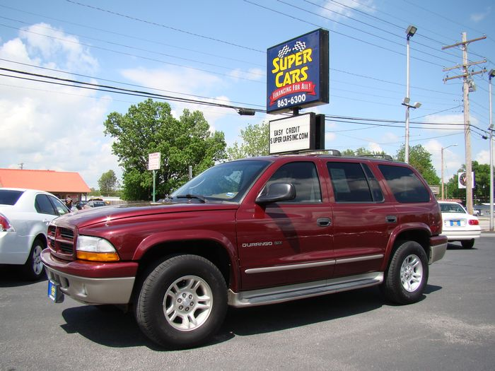 2001 Dodge Durango LIMITED LEATHER