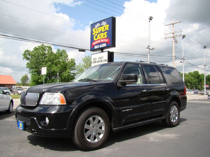 2004 Lincoln Navigator LUXURY 4X4
