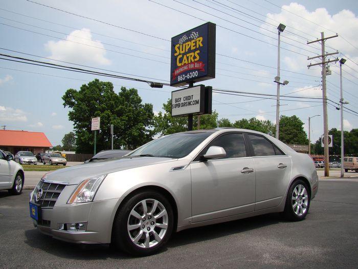 2008 Cadillac CTS AWD NAVIGATION