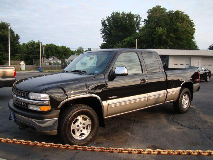 2002 Chevrolet Silverado 1500 LS Z71 4X4