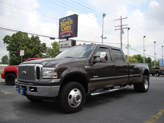 2006 Ford Super Duty F-350 DRW LARIAT FX4 POWERSTROKE