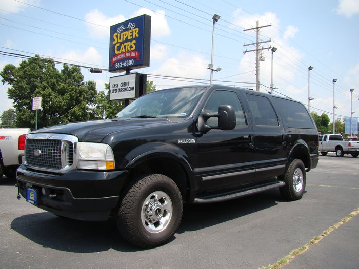 2003 Ford Excursion LIMITED 4X4 DIESEL