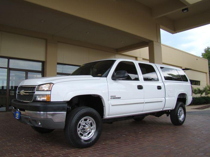 2005 Chevrolet Silverado 2500HD LS 4X4 DURAMAX DIESEL!!