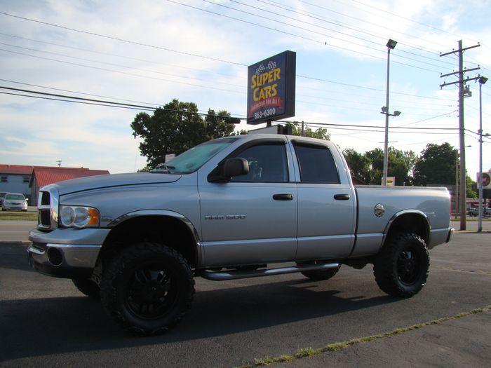 2004 Dodge Ram 1500 SLT HEMI 4X4