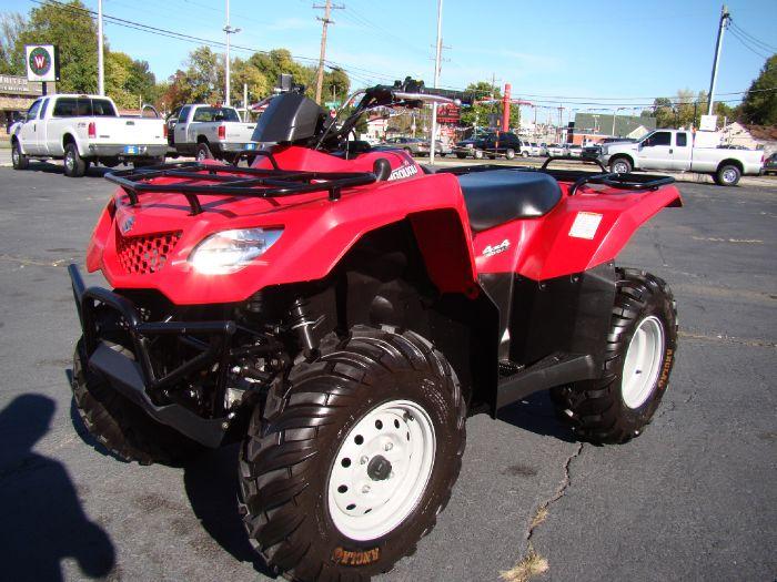 2008 SUZUKI KINGQUAD 400 4X4
