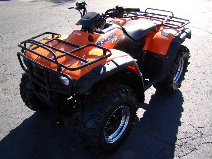 2003 HONDA RANCHER 350 ES 350