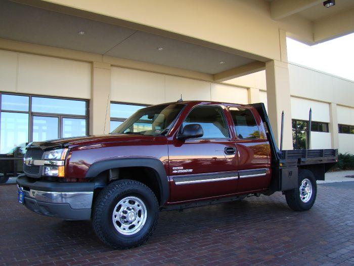 2003 Chevrolet Silverado 2500HD LT DURAMAX 4X4