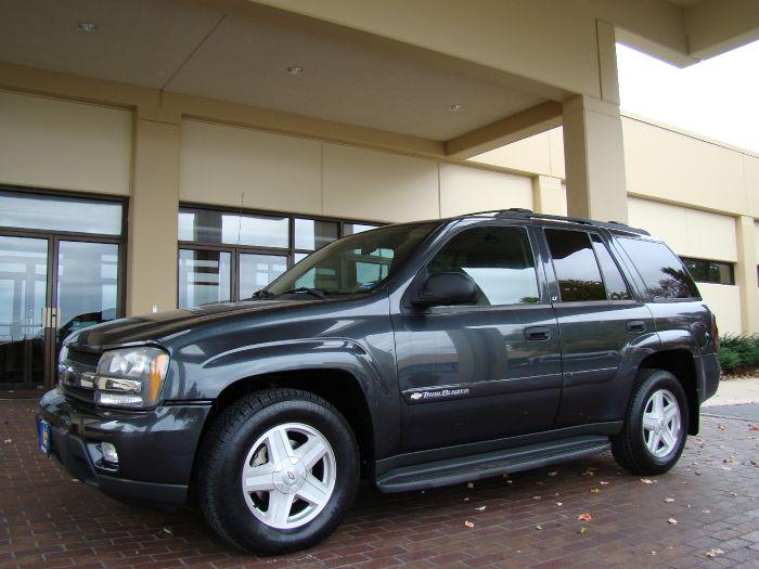 2003 Chevrolet TrailBlazer LT 4X4
