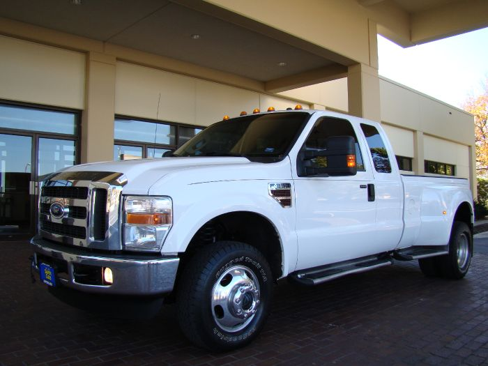 2008 Ford Super Duty F-350 DRW XLT EXTENDED 4X4 POWERSTROKE DUALLY