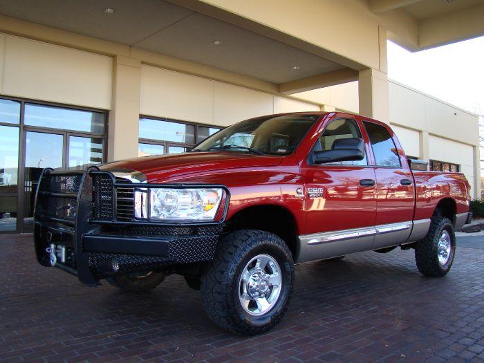 2008 Dodge Ram 2500 SLT 4X4 DIESEL