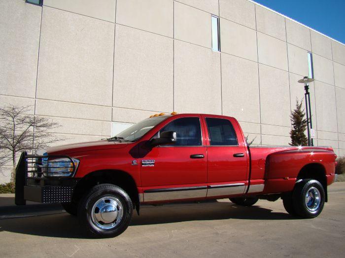 2007 Dodge Ram 3500 SLT CREW DRW 4X4 DIESEL