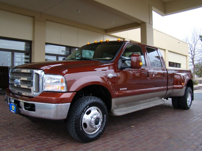 2005 Ford F-350 F350 CREW CAB ~ KING RANCH