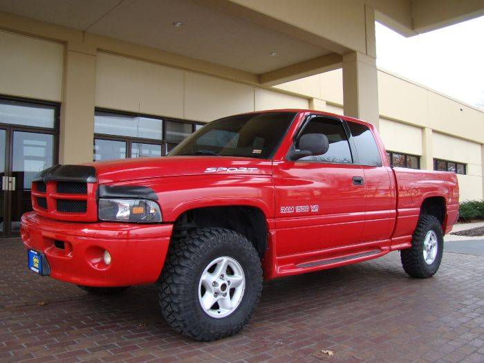 2000 Dodge Ram 1500 SPORT 4X4