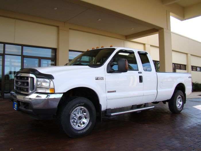 2004 Ford Super Duty F-250 XLT 4X4 DIESEL