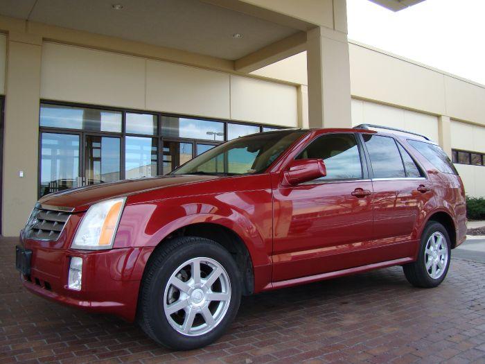 2005 Cadillac SRX SPORT V6 AWD 3RD ROW