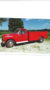 1968 Ford 3500