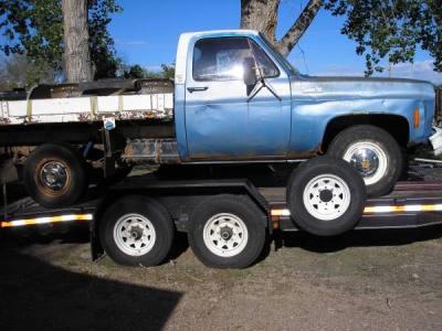 1973 Chevrolet 3/4 Ton