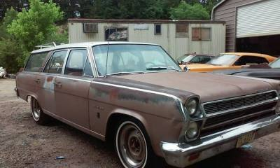 1965 AMC Rambler Wagon