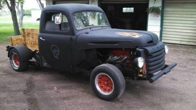 1949 Ford Rat Rod
