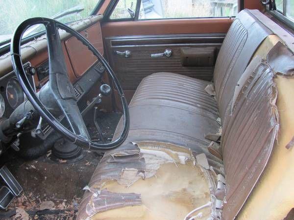 1971 Chevrolet Cheyenne 2