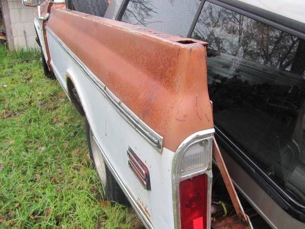 1971 Chevrolet Cheyenne 4
