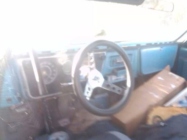 1970 Chevrolet C-10 2