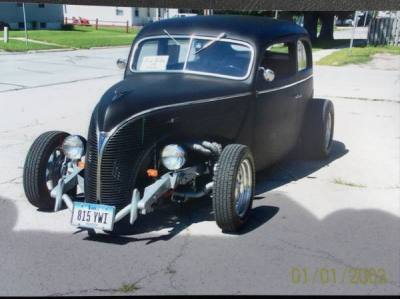 1938 Ford 81-A