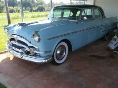 1954 Packard Sedan